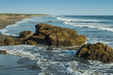 Poneloya Beach, a Popular Little Pacific Coast Surf Resort, West of the Northern City of Leon Photographic Print by Rob Francis