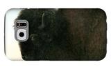 Buffalo Head Galaxy S6 Case by Albert Bierstadt