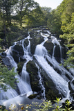 Swallow Falls, Betws-Y-Coed, Snowdonia National Park, Conwy, Wales, United Kingdom, Europe Photographic Print by Stuart Black