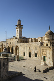 Temple Mount, UNESCO World Heritage Site, Jerusalem, Israel, Middle East Photographic Print by Yadid Levy