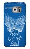 Troll Doll Patent Galaxy S6 Case