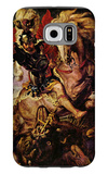 Saint George and the Dragon Galaxy S6 Case by Peter Paul Rubens