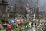 Buddhist Cemetery of Oku-No-In, Koyasan (Koya-San), Kansai, Japan Photographic Print by Stuart Black