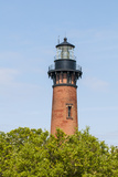 Currituck Beach Lighthouse, Corolla, Outer Banks Reproduction photographique par Michael DeFreitas