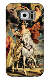 The Medici's Galaxy S6 Case by Peter Paul Rubens