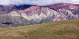 Coloured Mountains, Salta District, Argentina Photographic Print by Peter Groenendijk