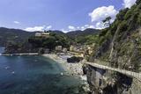 Monterosso Al Mare, Cinque Terre, UNESCO World Heritage Site, Liguria, Italy, Europe Photographic Print by Gavin Hellier