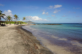 Nesbit Beach Club, Nevis, St. Kitts and Nevis Photographic Print by Robert Harding