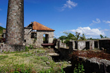 Derelict Old Sugar Mill, Nevis, St. Kitts and Nevis Photographic Print by Robert Harding