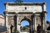 Arch of Septimus Severus, Ancient Roman Forum, Rome, Lazio, Italy Photographic Print by James Emmerson