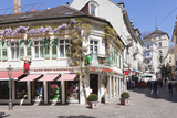Pedestrian Area, Baden-Baden, Black Forest, Baden-Wurttemberg, Germany, Europe Photographic Print by Markus Lange