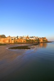 Oudaia Kasbah and Coastline, Rabat, Morocco, North Africa, Africa Photographic Print by Neil Farrin
