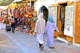 The Medina, Rabat, Morocco, North Africa, Africa Photographic Print by Neil Farrin