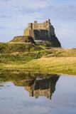 Lindisfarne Castle, Holy Island, Northumberland, England, United Kingdom, Europe Photographic Print by Gary Cook