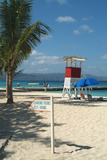 Doctor's Cave Beach, Montego Bay, Jamaica, West Indies, Caribbean, Central America Photographic Print by Ethel Davies