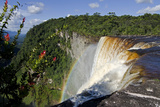 View across the Rim of Kaieteur Falls, Guyana, South America Photographic Print by Mick Baines & Maren Reichelt