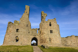 Dunstanburgh Castle, Northumberland, England, United Kingdom, Europe Photographic Print by Gary Cook