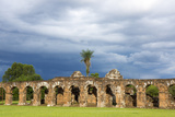 La Santisima Trinidad De Parana, One of the Best Preserved Jesuit Missions, Paraguay Photographic Print by Peter Groenendijk