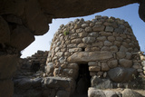 Nuraghe La Prisgiona Archaeological Site, Dating from 1300 Bc, Near Arzachena, Sardinia, Italy Photographic Print by Ethel Davies