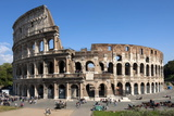 Colosseum, Ancient Roman Forum, Rome, Lazio, Italy Photographic Print by James Emmerson