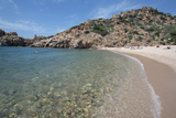 Li Cossi Beach at Costa Paradiso, Sardinia, Italy, Mediterranean Photographic Print by Ethel Davies