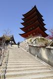 Five-Storey Pagoda(Gojunoto), Miyajima Island, Western Honshu, Japan Photographic Print by Stuart Black