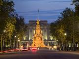 Buckingham Palace, London, England, United Kingdom Photographic Print by Charles Bowman