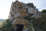 Nuraghe Izzana, One of the Largest Nuraghic Ruins in the Province of Gallura, Dating from 1600 Bc Photographic Print by Ethel Davies