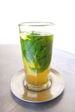 Mint Tea, Tangier, Morocco, North Africa, Africa Photographic Print by Neil Farrin