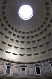 Interior View of the Cupola Inside the Pantheon, Piazza Della Rotonda, Rome, Lazio, Italy Photographic Print by Stuart Black