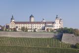 Marienberg Fortress, Wuerzburg, Franconia, Bavaria, Germany, Europe Photographic Print by Markus Lange
