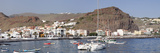 Fishing Boats at the Harbour, Playa De Santiago, La Gomera, Canary Islands, Spain, Atlantic, Europe Photographic Print by Markus Lange