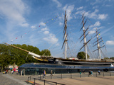 The Renovated Cutty Sark, Greenwich, London, England, United Kingdom Photographic Print by Charles Bowman