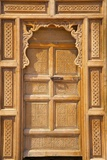 Traditional Moroccan Decorative Wooden Door, Rabat, Morocco, North Africa, Africa Photographic Print by Neil Farrin