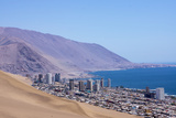 Iquiquie, Atacama Desert, Chile Photographic Print by Peter Groenendijk