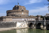 Castel Sant Angelo, Rome, Lazio, Italy Photographic Print by James Emmerson