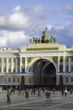 General Staff Building, Hermitage Square, St. Petersburg, Russia Photographic Print by Gavin Hellier