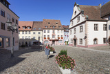 Market Square, Old Town Hall, Endingen Photographic Print by Markus Lange