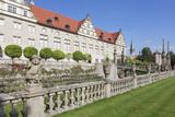 Schloss Weikersheim, Weikersheim, Romantische Strasse (Romantic Road) Photographic Print by Markus Lange
