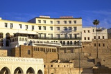 Exterior of Hotel Continental, Tangier, Morocco, North Africa, Africa Photographic Print by Neil Farrin