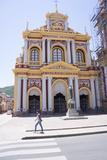 Iglesia San Francisco, Salta, Argentina Photographic Print by Peter Groenendijk