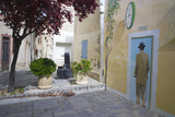 Mural in the Town of Sigean, Languedoc-Roussillon, France Photographic Print by Rob Cousins