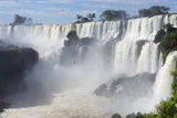 Iguazu Falls, Argentinian Side, Argentina Fotografiskt tryck av Peter Groenendijk
