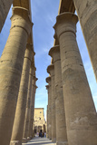 The Colonnade of Amenhotep Iii, Luxor Temple, Luxor, Thebes, Egypt, North Africa, Africa Photographic Print by Richard Maschmeyer