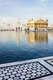 Harmandir Sahib (Golden Temple), Amritsar, Punjab, India Fotografisk tryk af Ben Pipe