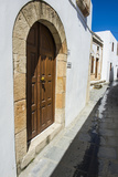Lindos, Rhodes, Dodecanese Islands, Greek Islands, Greece, Europe Photographic Print by Michael Runkel