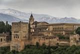 Alhambra, Granada, Province of Granada, Andalusia, Spain Fotodruck von Michael Snell