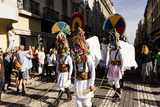 International Festival Iberian Mask, Lisbon, Portugal Photographic Print by Ben Pipe