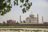 The Taj Mahal, Agra, Uttar Pradesh, India Photographic Print by Roberto Moiola