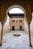 Palacios Nazaries, the Alhambra, Granada, Andalucia, Spain Photographic Print by Carlo Morucchio